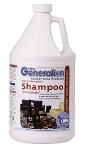 Rug Cleaning Products New Generation Shampoo Carpet Core Products Company