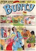 Image of Bunty comic