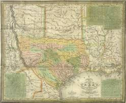 Gulf Of Mexico Block Map by Mapping Texas From Frontier To The Lone Star State U2014 A New Map Of