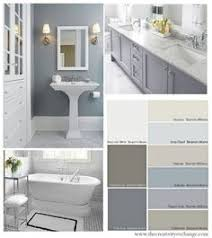 bathroom paint color ideas wall paint color is light french gray from sherwin williams