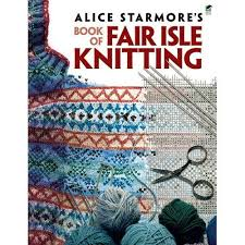 starmore s book of fair isle knitting jamieson and smith