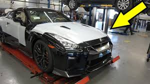 nissan gtr extended warranty my free 2017 nissan gt r is here youtube