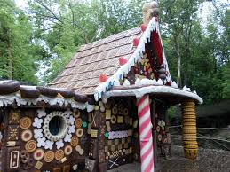 witch u0027s cottage from u0027hansel and gretel u0027 the house is the