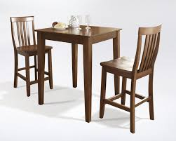 Kitchen Folding Table And Chairs - furniture elegant bar table and stools set furniture stool