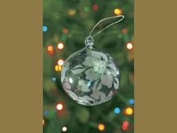 48 best etched glass ornaments images on