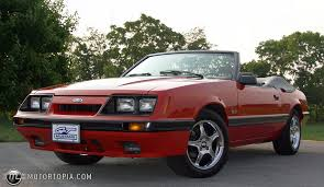 1986 mustang gt convertible 1986 ford mustang gt convertible id 3542