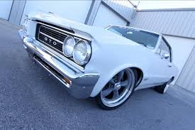 bangshift com ebay find this 1964 gto is our idea of pro touring