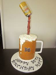beer cupcakes deb u0027s cakes and cupcakes beer stein 30th birthday cake