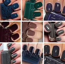 fall 2013 nail polish trends fall nail colors opi and blazer