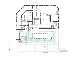 Library Floor Plan Design by Gallery Of Biscay Statutory Library Imb Arquitectos 16
