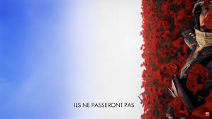 France Flag Meaning Bf1 French Flag In They Shall Not Pass Trailer Battlefield
