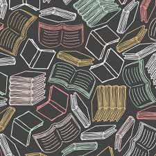 bookish wrapping paper for your gifts