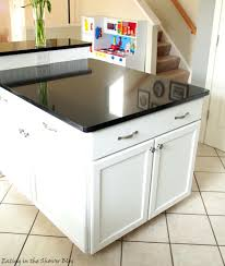 kitchen island made from base cabinets kitchen island made with