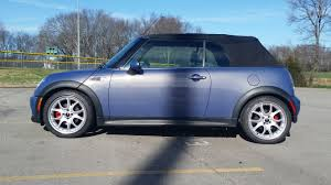 bought a 2007 mini cooper s convertible today definitely a winter