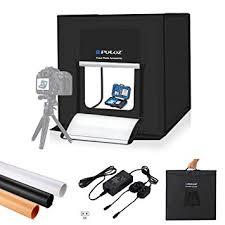 light boxes for photography display amazon com shooting tents kit portable photo studio lighting box