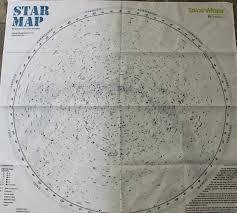 Map Fabric Star Map Splashmapssplashmaps