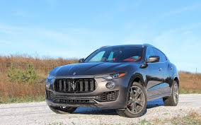 maserati 2017 2017 maserati levante the brand u0027s moneymaker the car guide