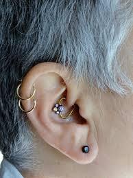 ear piercing hoop 65 ear piercings styles to step up your