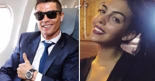 newest model cristiano ronaldo s newest model georgina rodríguez is