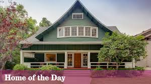 craftsman farmhouse 1906 craftsman makes a pointed statement in south pasadena la times