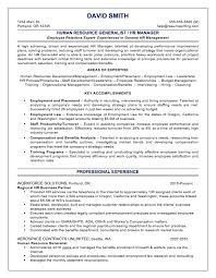 Hr Manager Sample Resume by Resume Writers Com Resume Writing Service Resumewriters Com