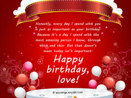 happy birthday sweetheart birthday wishes and messages