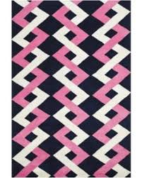 Pink Area Rug 5x8 Winter Shopping Special Juniper Home Handmade Geometric Pink Area