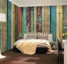 papier peint original chambre papier peint imitation bois importez de la chaleur dans votre