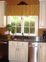 Orange Kitchen Accessories by Kitchen Style Modern Kitchen With Beige Window Treatments Kitchen
