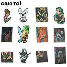 wallpaper laptop tattoo 47 pcs tattoo beauty sticker wallpaper decal motorcycle fridge