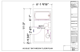 Small Bathroom Layout Plan 7 Small Bathroom Layouts Fine Homebuilding Lovable Very Small