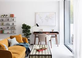 New Home Interior by 10 Homes Showcasing Mid Century Furniture From Dezeen U0027s Pinterest