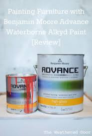 best alkyd paint for cabinets painting furniture with benjamin advance waterborne