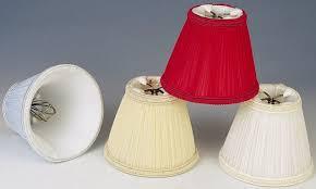 Chandelier Lamp Shades Pleated Lamp Shades Box English Roll Side Smock Mushroom
