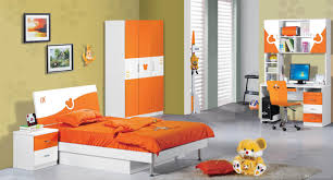 2017 brand new mdf child teenage kids bedroom furniture set set