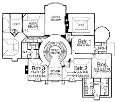 2d plan of u2013 modern house