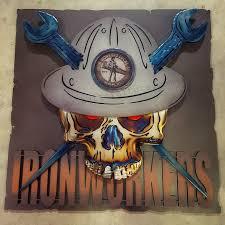 hartcrafters custom metal art iron worker logo