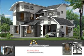 house plan and elevation 2377 sq ft kerala house design idea 220 square meter 2377 square feet house elevation july 2011