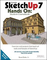 sketchup student coursebook 3dvinci