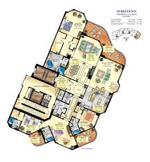 55 Harbour Square Floor Plans by Bella Mare Williams Island Luxury Condo For Sale Rent Floor Plans