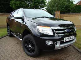 ford ranger 2015 used 2015 ford ranger pick up double cab limited 2 2 tdci 150 4wd