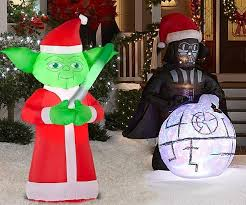 wars christmas wars christmas lawn decorations