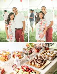 krunali and amar u0027s backyard baby shower preya photography