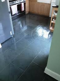Slate Kitchen Floor by Maintaining A Slate Kitchen Floor In Shepperton South Middlesex