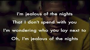 jealousy quotes and images labrinth jealous lyrics youtube