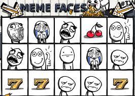 Faces Of Memes - free meme faces slot online 777free slots com