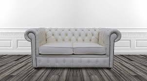 White Leather Chesterfield Sofa Buy White Leather Chesterfield Sofa Uk