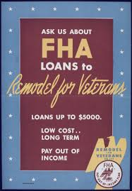 fha insured loan wikipedia