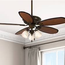 Tuscan Ceiling Fans With Lights Crown Park Tuscan Gold Roasted Cherry 54 Inch Ceiling