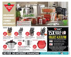 canadian tire weekly flyer weekly back to it sep 4 u2013 10
